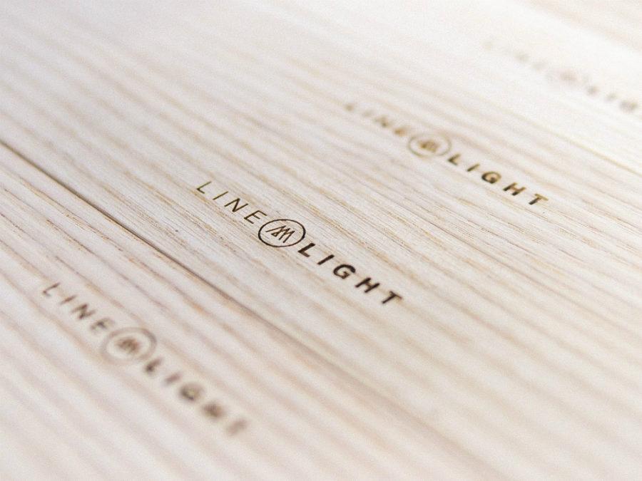 Line Light brand logo