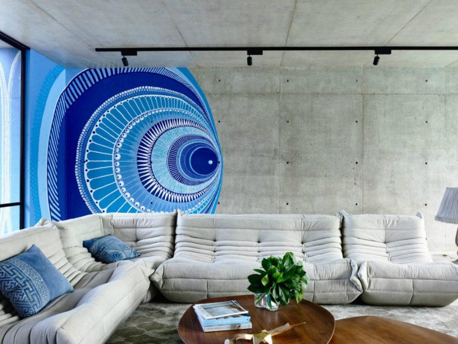 Living room soft set