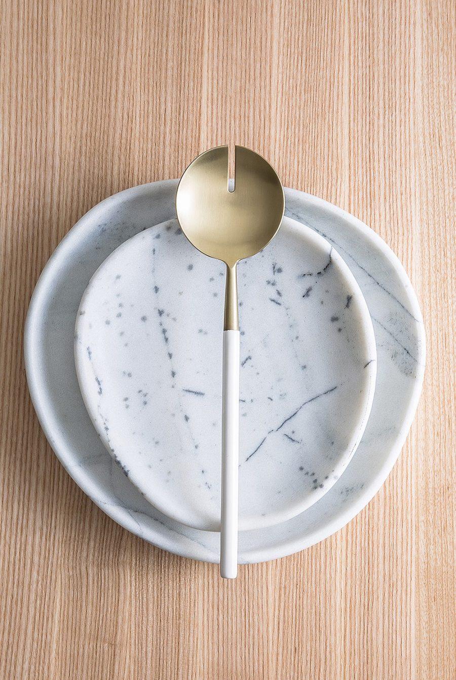 Mali small marble bowl