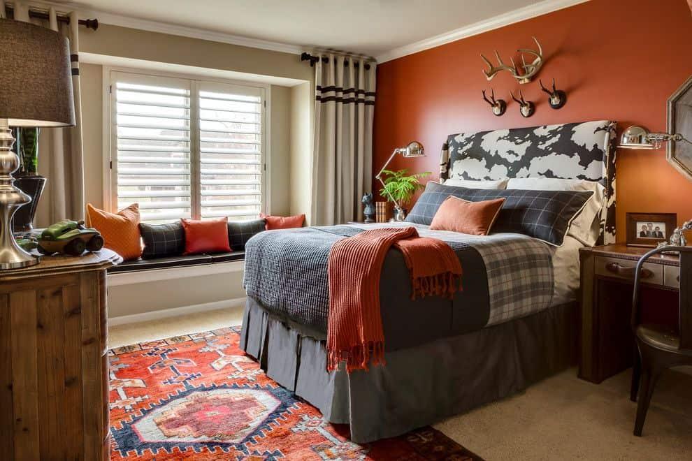 Mature teen bedroom design