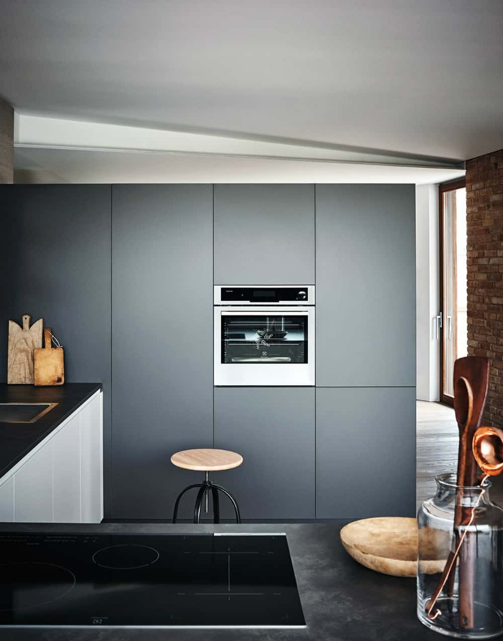 Minimalist cabinets