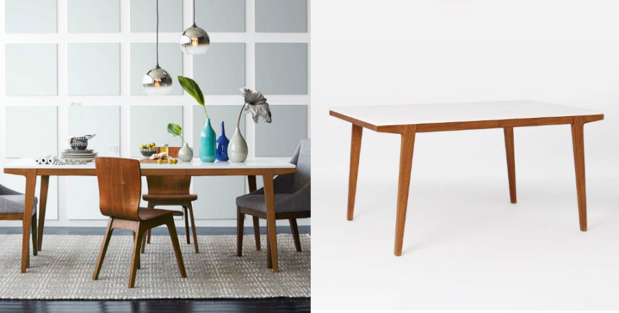 Modern Dining Tables That Will Make Every Dinner Special - Very modern dining table
