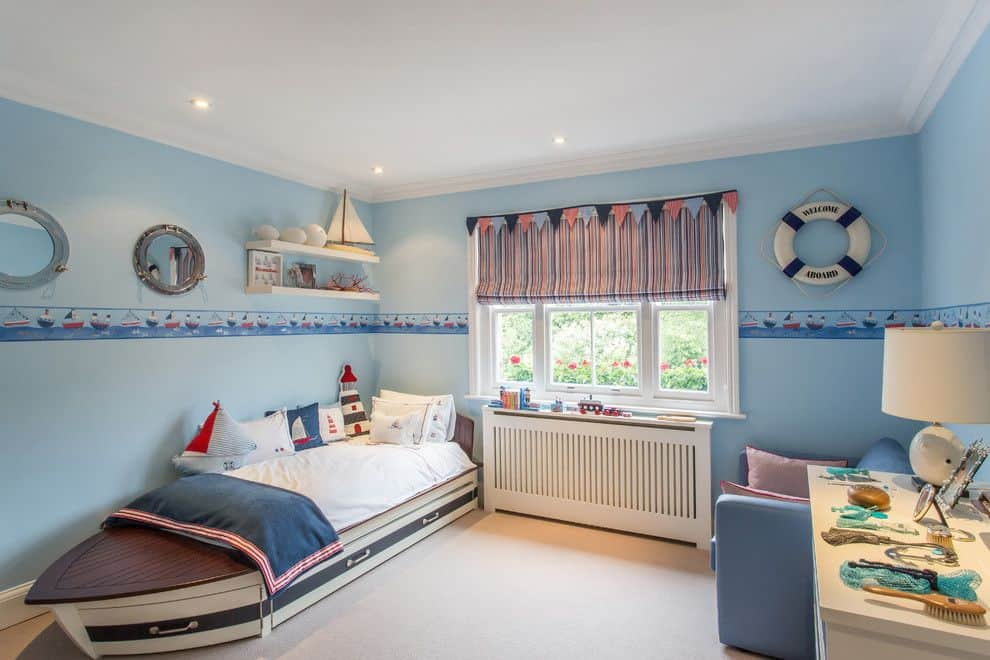 nautical themed bedroom from boys to the best bedroom designs 12681