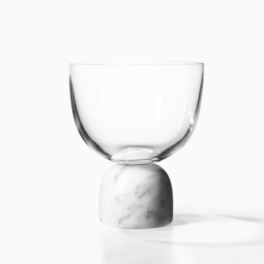 view in gallery on the rock wine glass by lee broom 900x900 25 modern glass designs that are artful