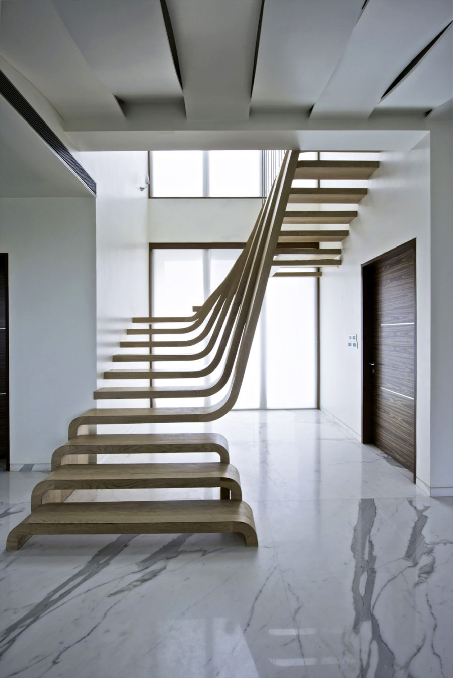 Organic staircase