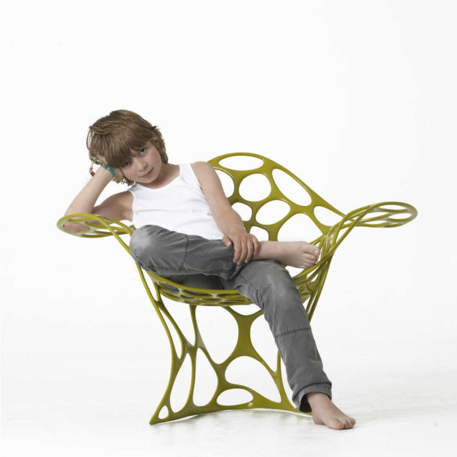 Peter Donders's Batoidea Chair