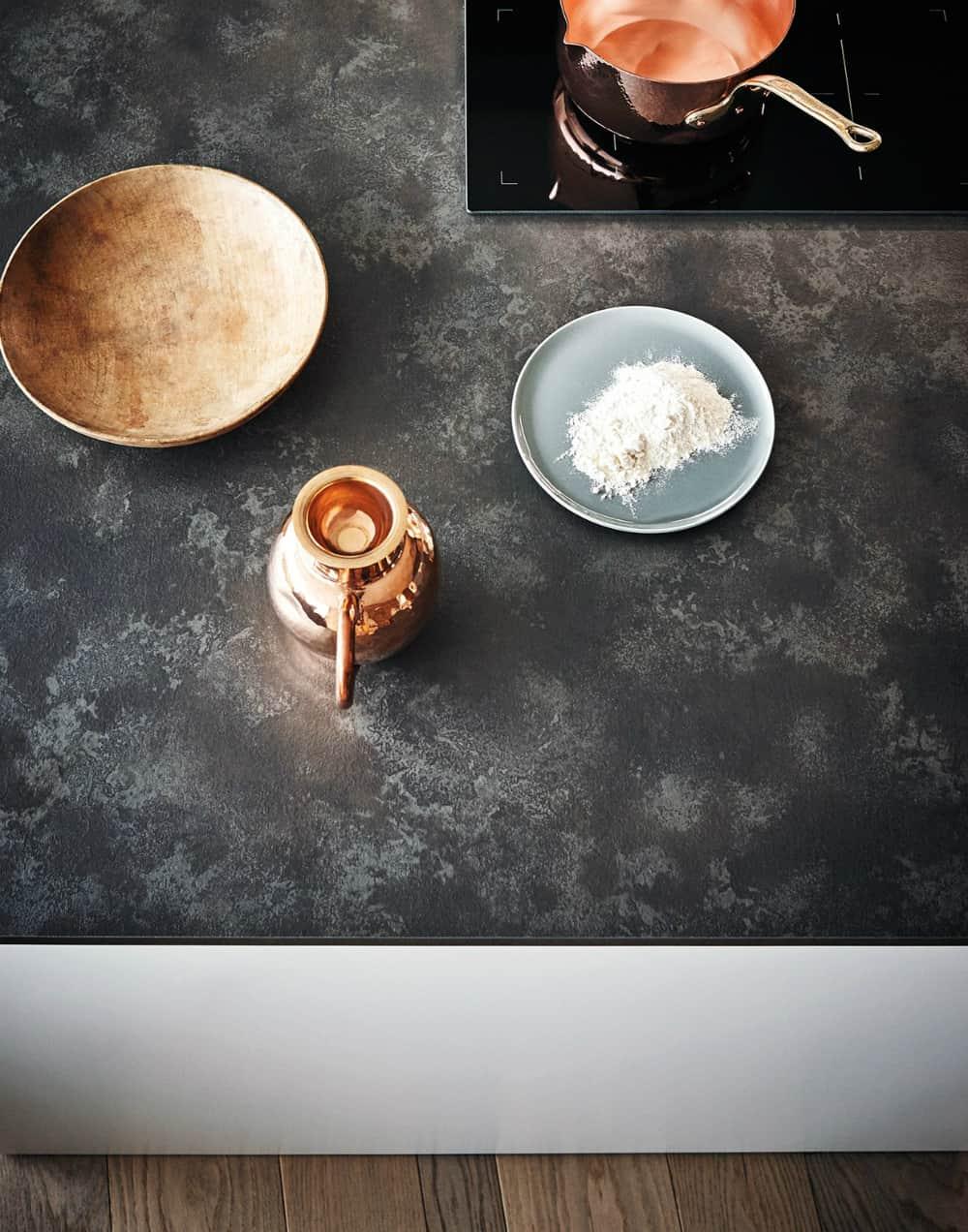 Pietra Brown laminate worktop