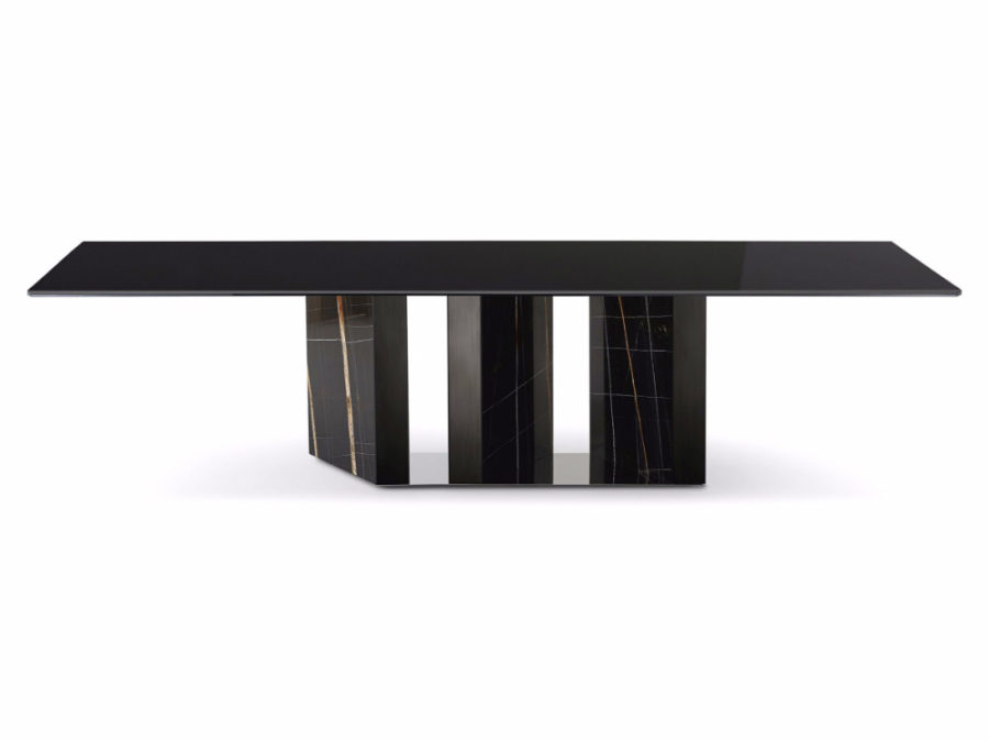 Platinum table by Gallotti & Raddice