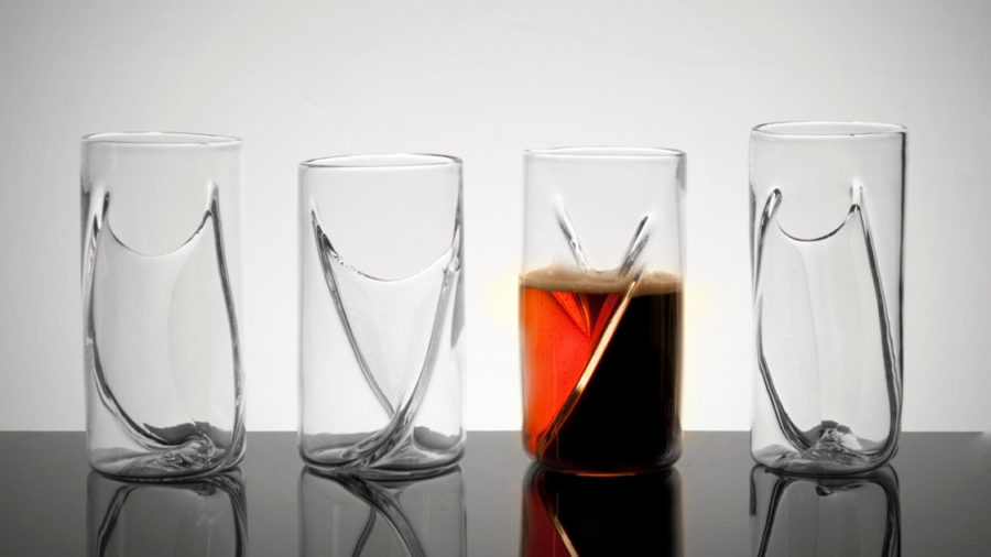 Pretentious Beer Glass