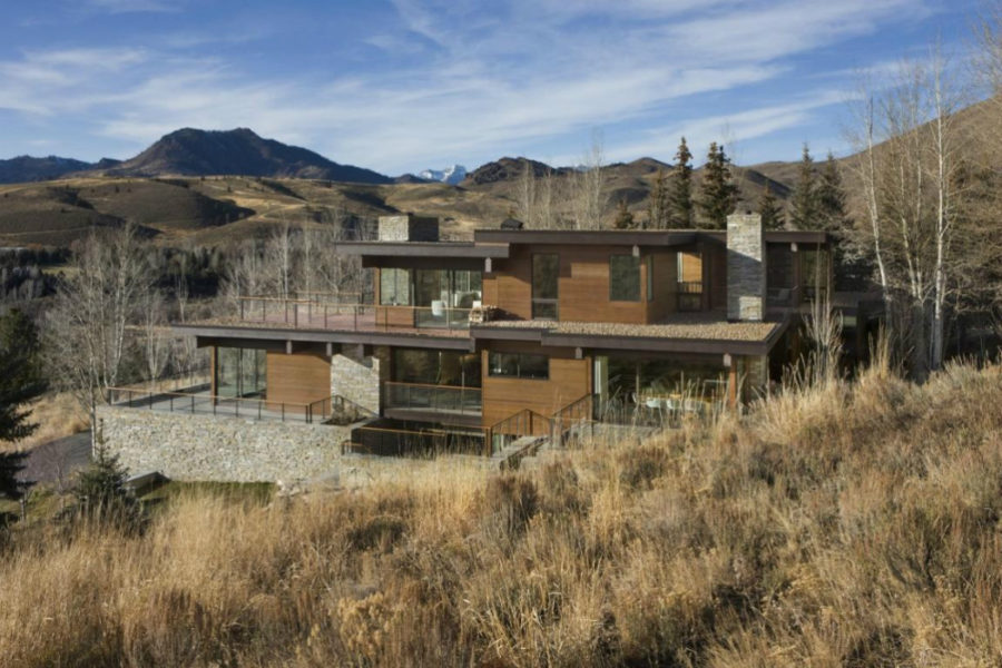 Prospector Residence by Marmol Radziner 900x600 Contemporary Vacation Houses Youd Want to Make Your Home