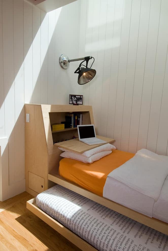 Scandinavian Multipurpose Beds that Maximize Space Multipurpose Beds that Maximize Space