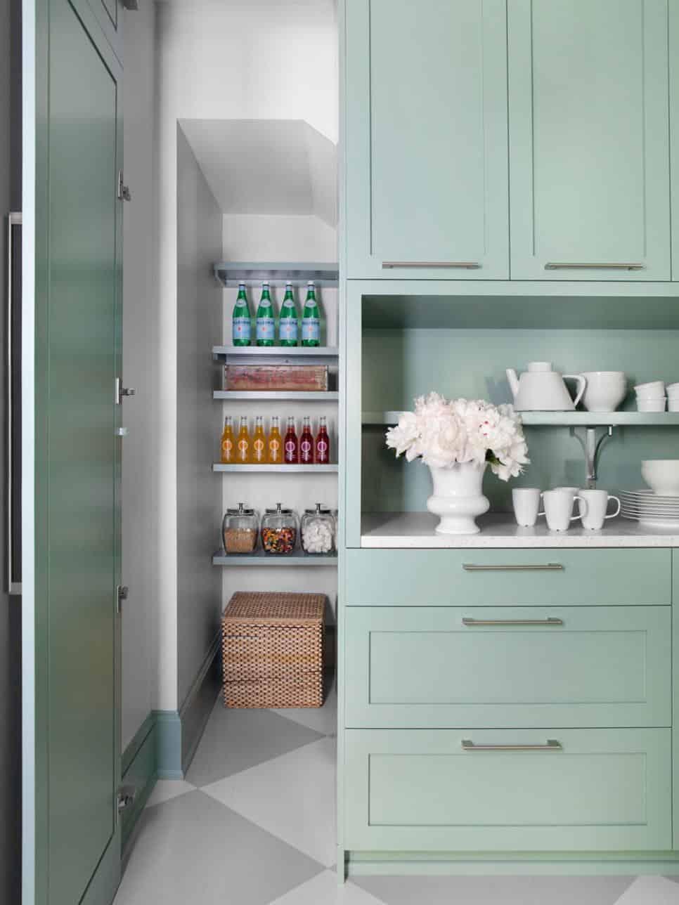 Secret pantry