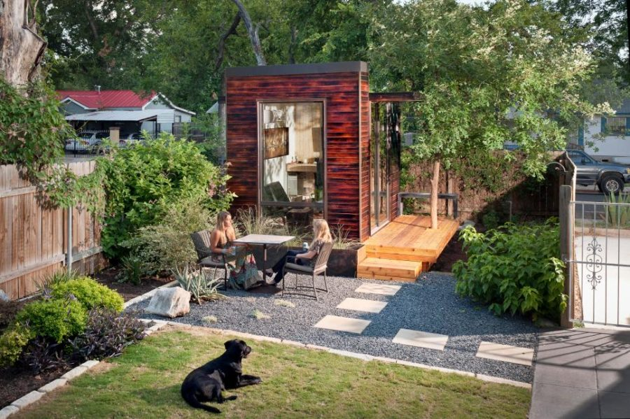 21 modern outdoor home office sheds you wouldn 39 t want to leave for Cost to build a house in mn