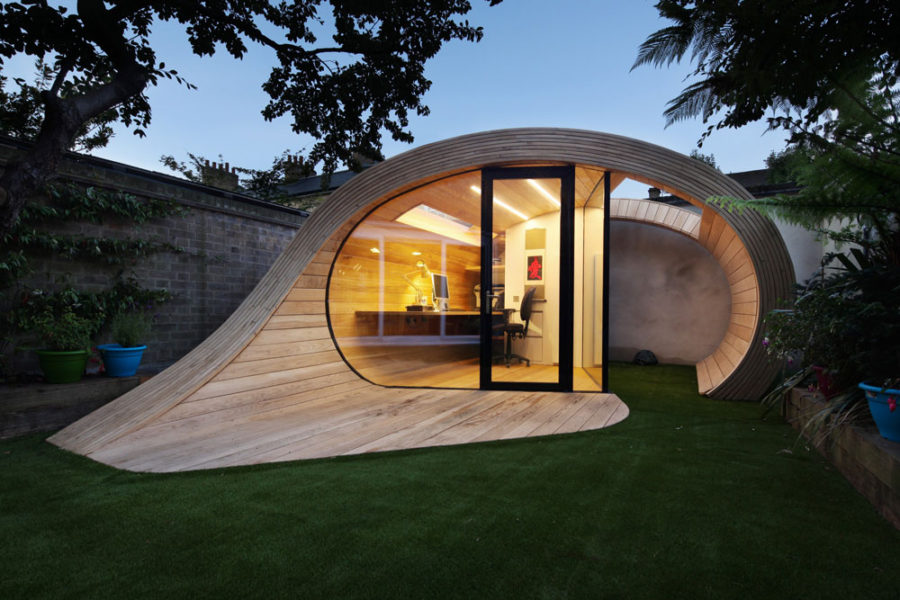 designer shed homes. View In Gallery Shoffice 21 Modern Outdoor Home Office Sheds You Wouldn T Want To Leave