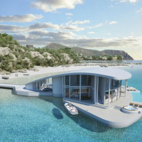Floating Houses That Will Convince You to Trade Ground for Water