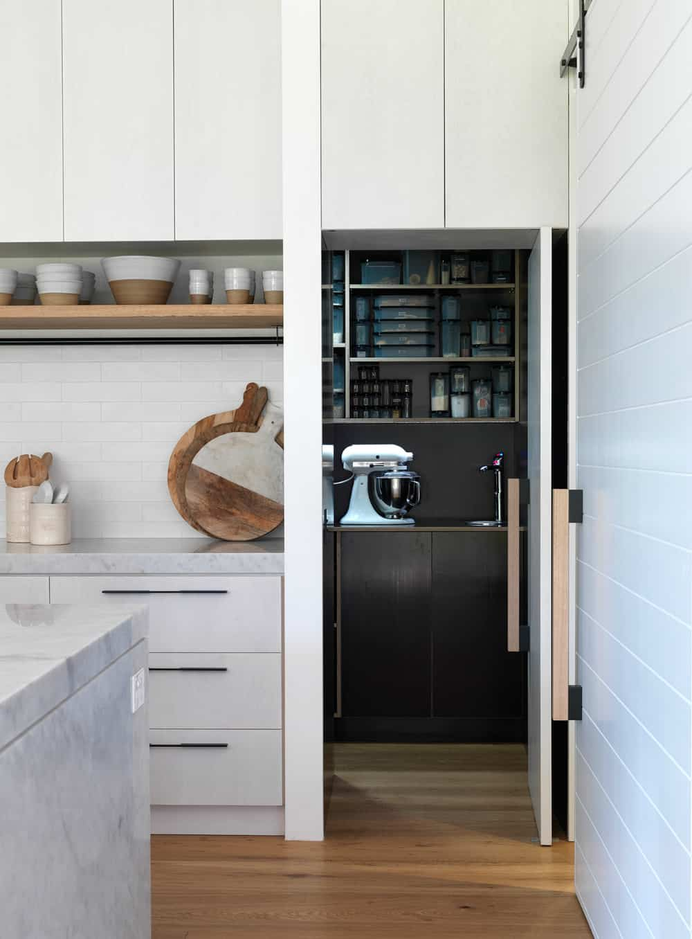 The Bondi Barn pantry