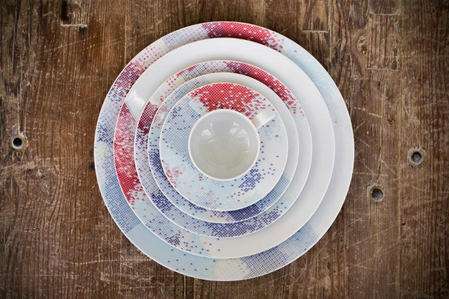 Unsealed Pattern by Inesa Malafej for Rosental