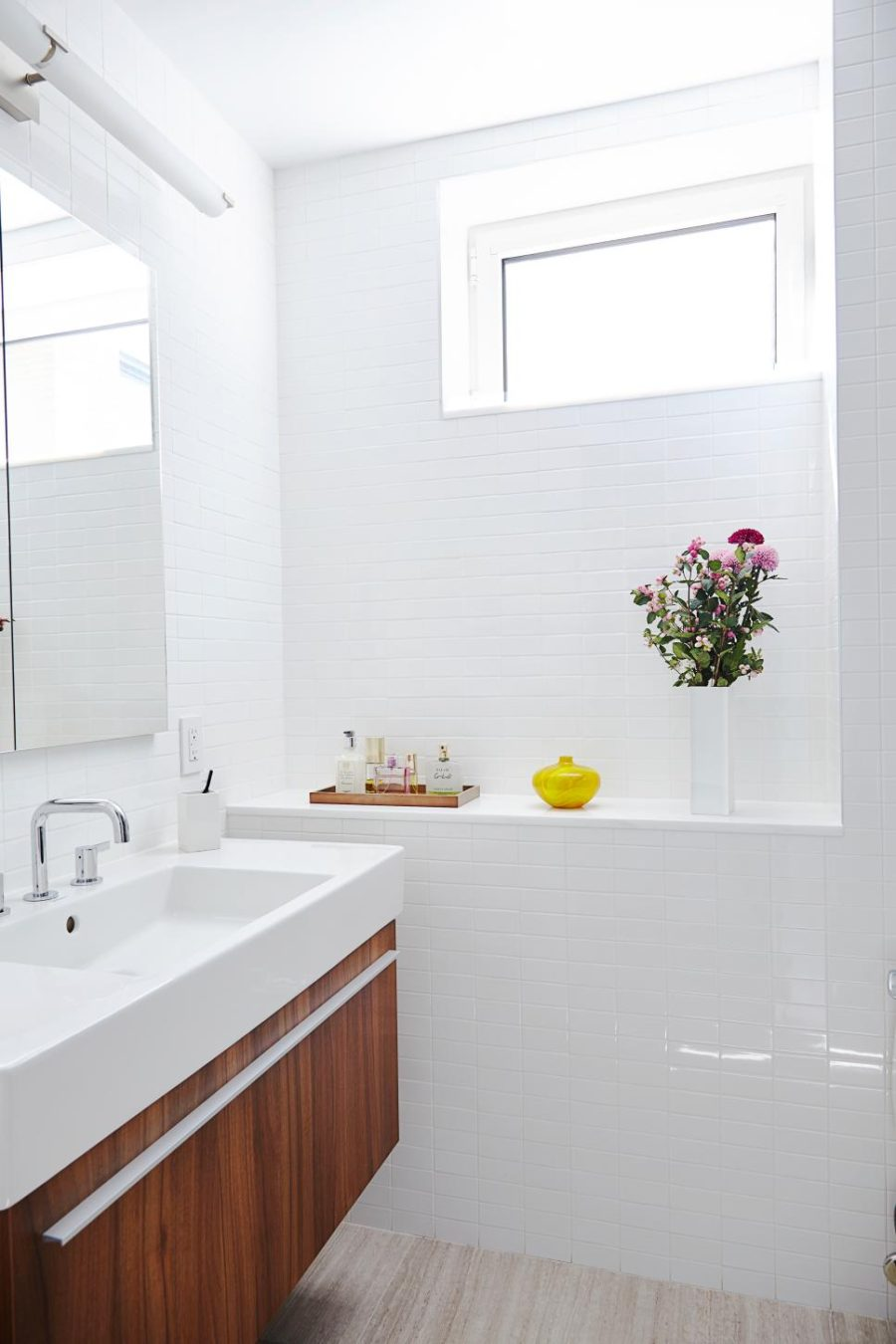 These Small Bathrooms Will Give You Remodeling Ideas