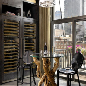 Any Connoisseur's Dream: Modern Wine Cellar Designs