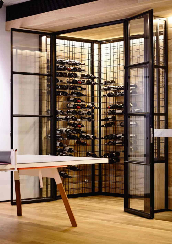 Wine storage idea
