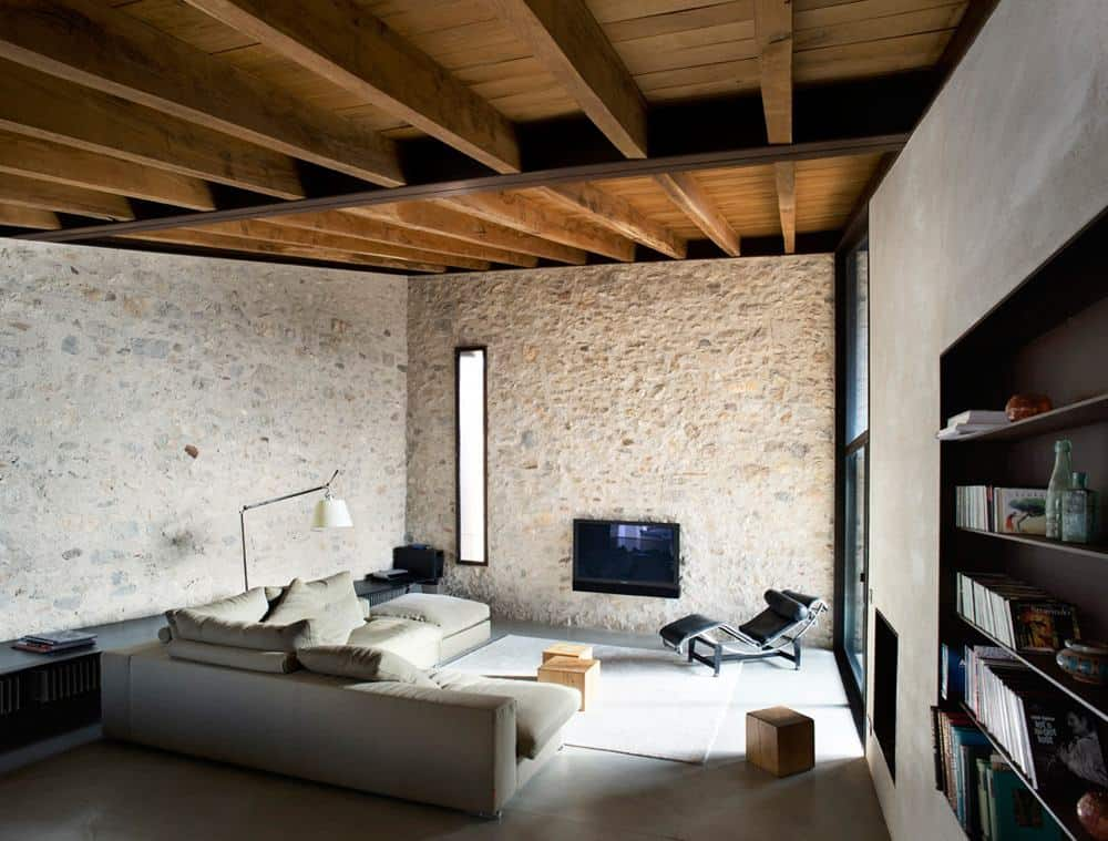 Alemanys 5 living room