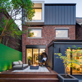 Century-Old Toronto Home Gets a Totally New Look