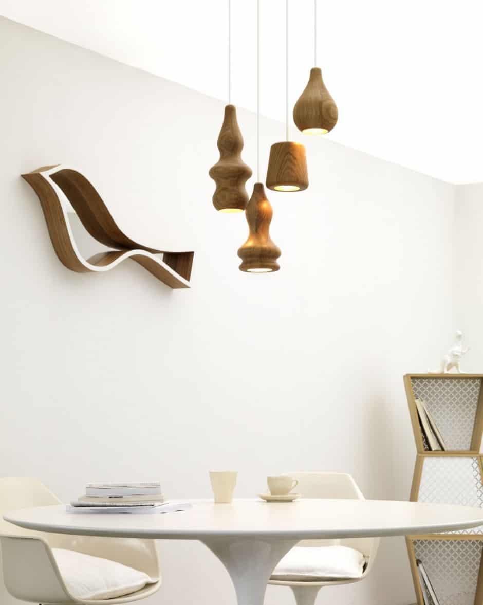 Blub Lamps By Fermetti