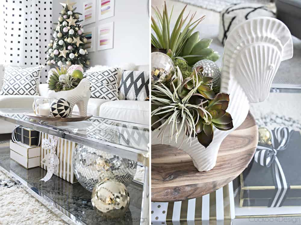 Christmas living room by Cuckoo4Design