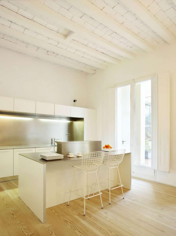 Cloister kitchen