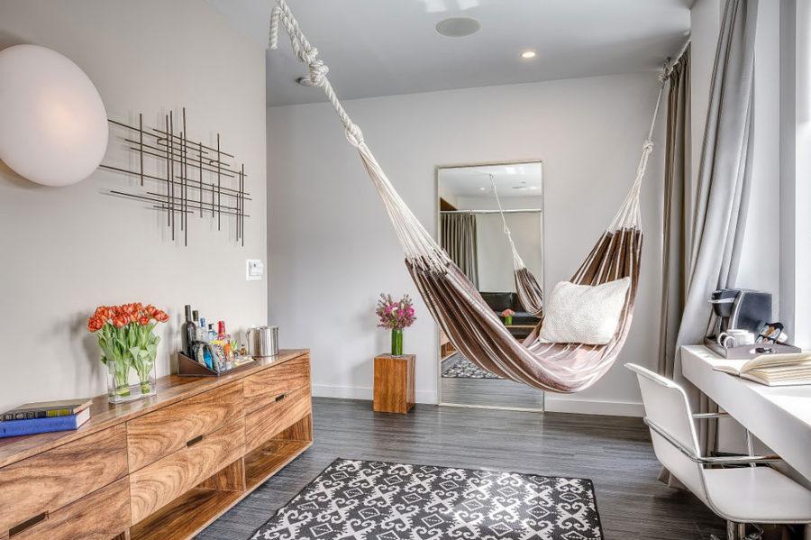 Elegant hammock