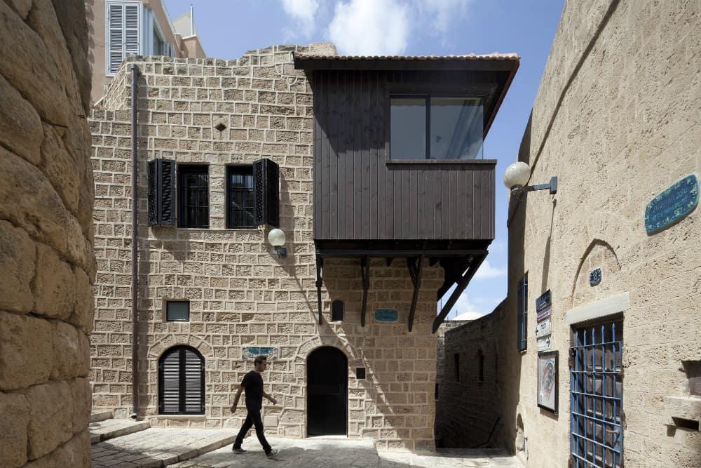Factory Jaffa House by Pitsou Kedem Architects