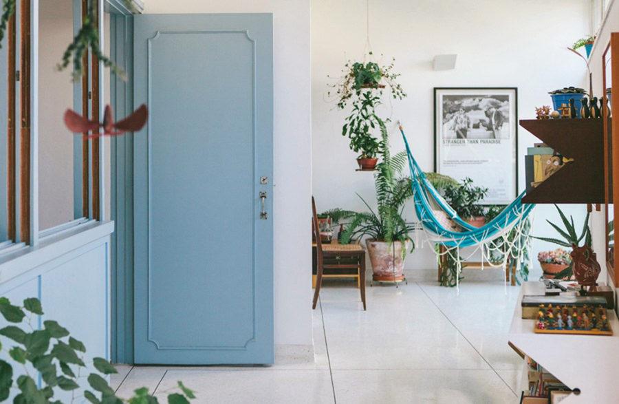 Home garden hammock