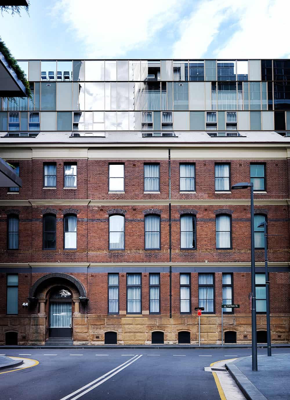 Hotel exteriors