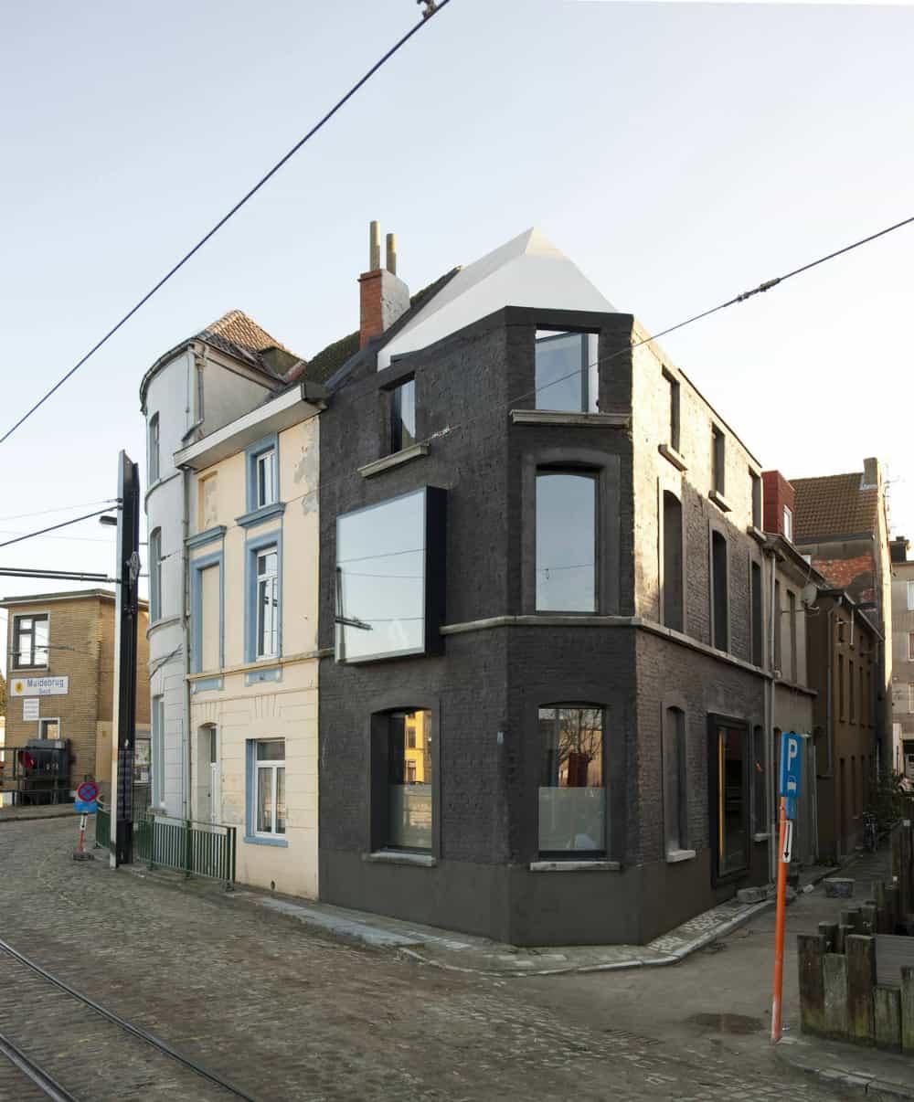 House G-S by Graux & Baeyens architecten