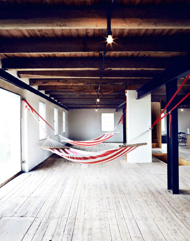 Loft hammocks