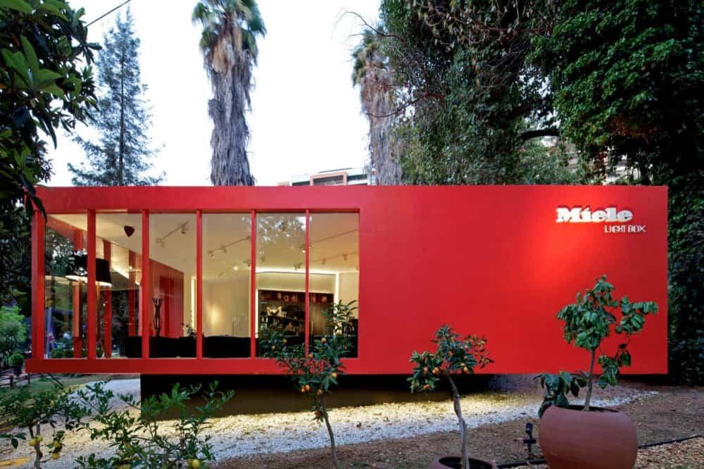 Miele Light Box by Gonzalo Mardones Viviani