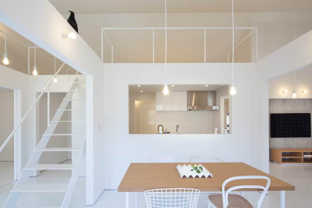 Modern built-in kitchen