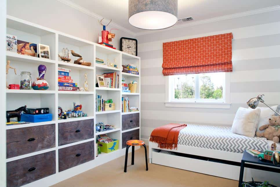 Modern kids room by Daleet Spector