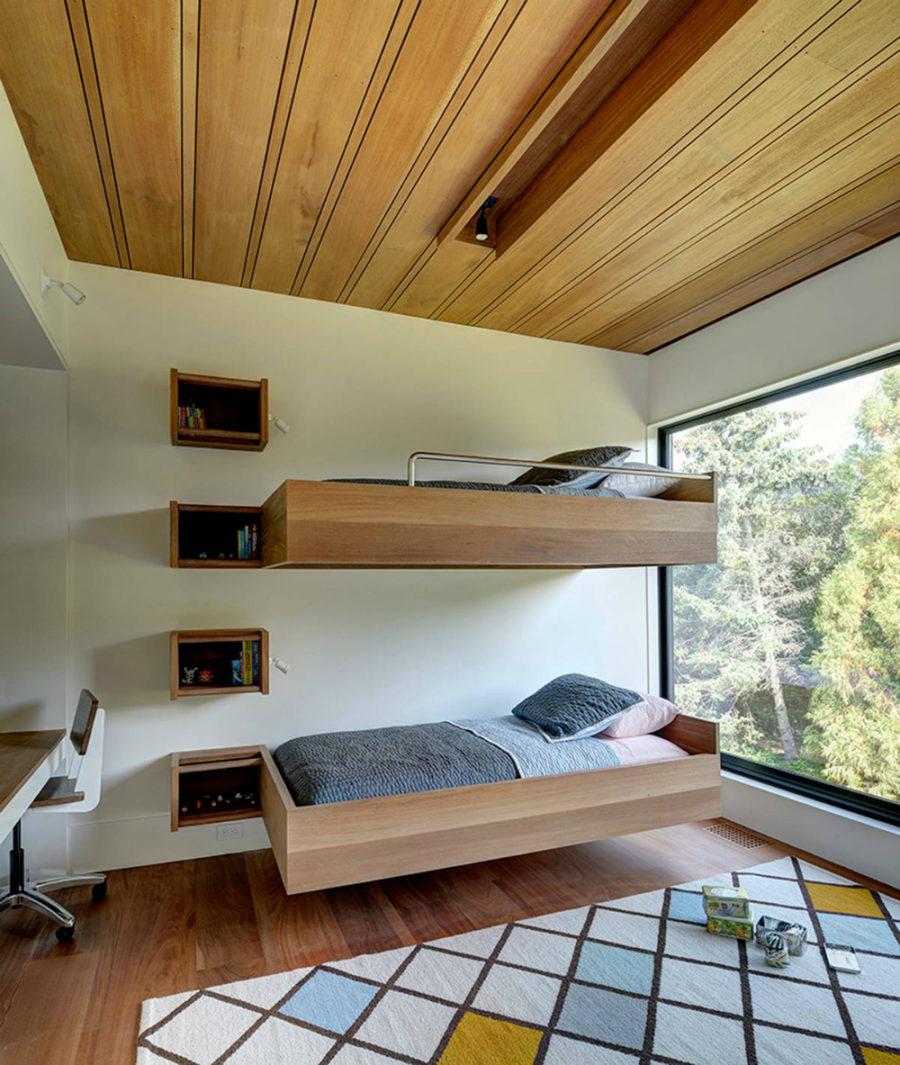 Mothersill shared kids bedroom