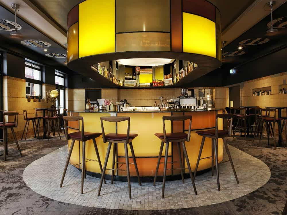 Old Clare Hotel bar