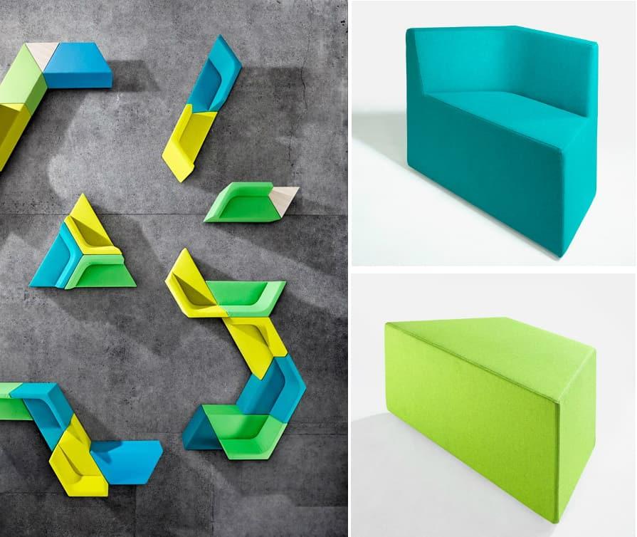 PRISMA's bright moduls
