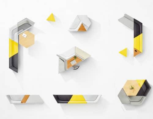PRISMA Modular Sofa is Most Versatile and Contemporary