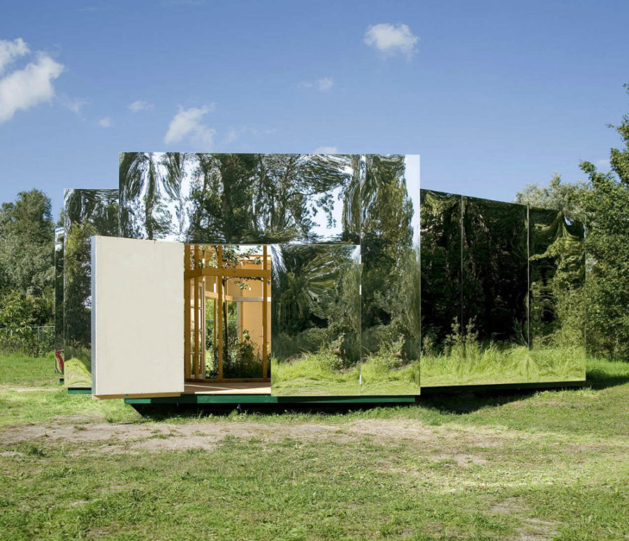 Pavilion for an Artist by Bureau LADA