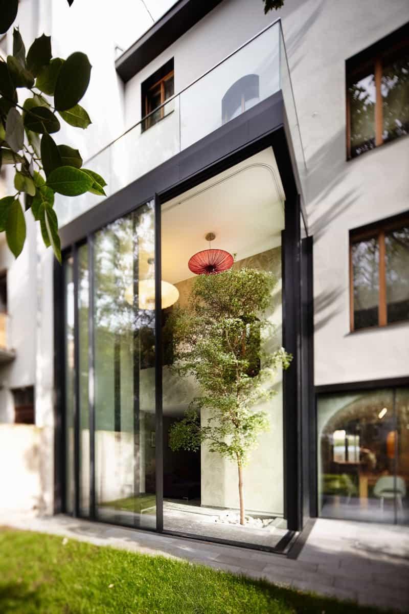 Punktchen Project back door