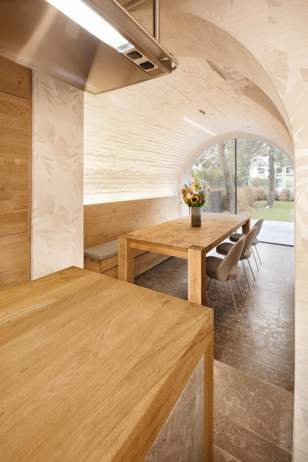 Punktchen Project dining room