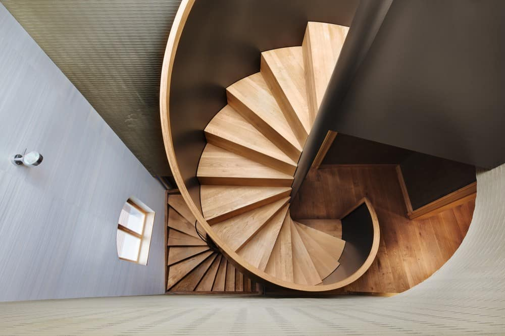 Punktchen Project staircase