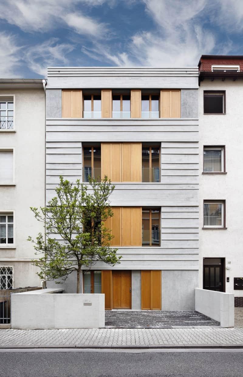 19th Century Pünktchen Project by Güth & Braun Architekten and DYNAMO Studio
