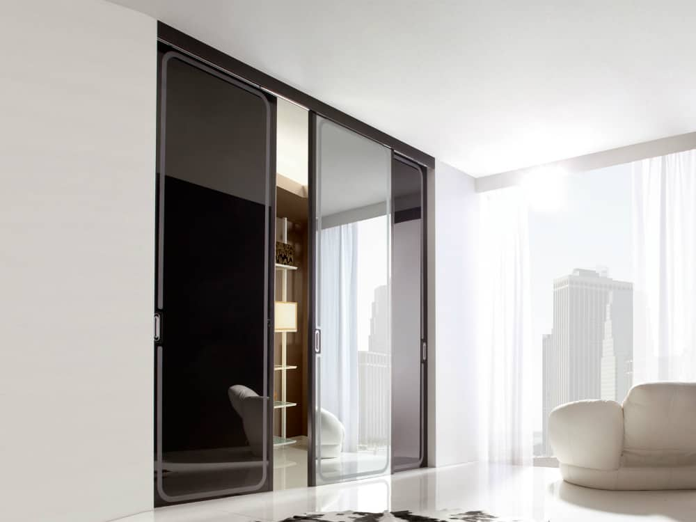 REFLEX interior doors by Ghizzi & Benatti