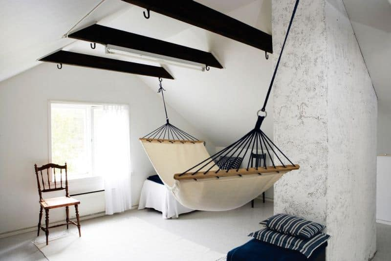 Reading hammock
