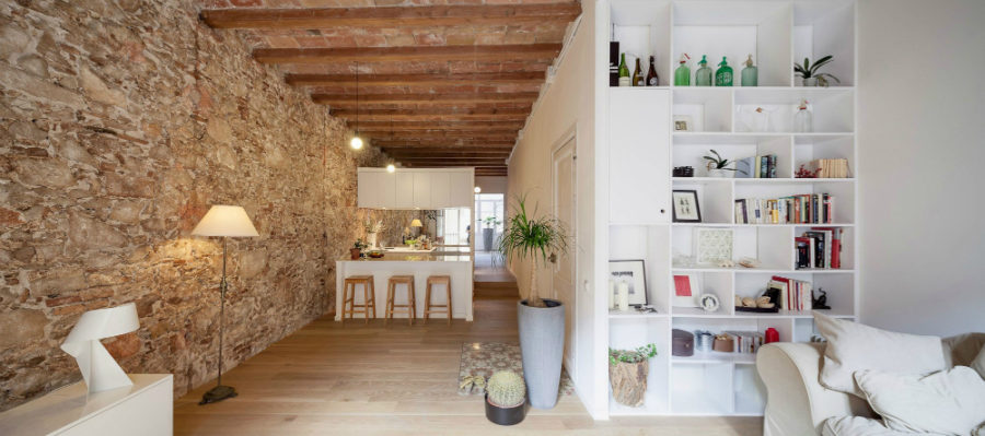 Renovation apartment in Les Corts